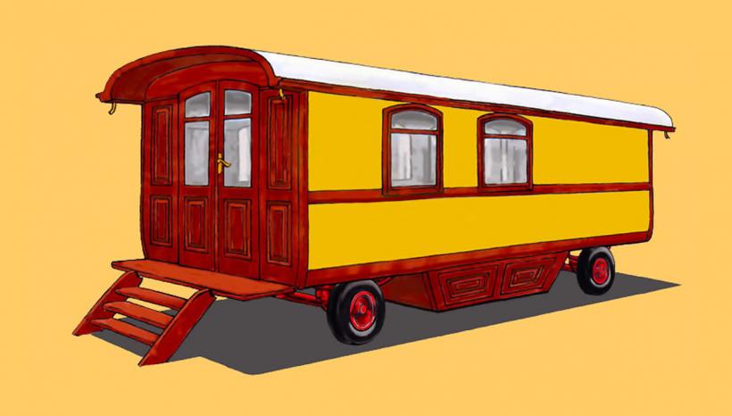 Studentenwagen
