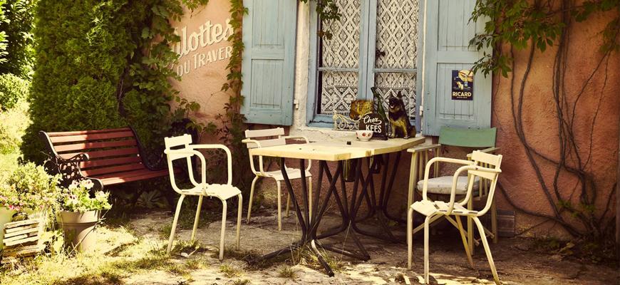 Terrasse pastis